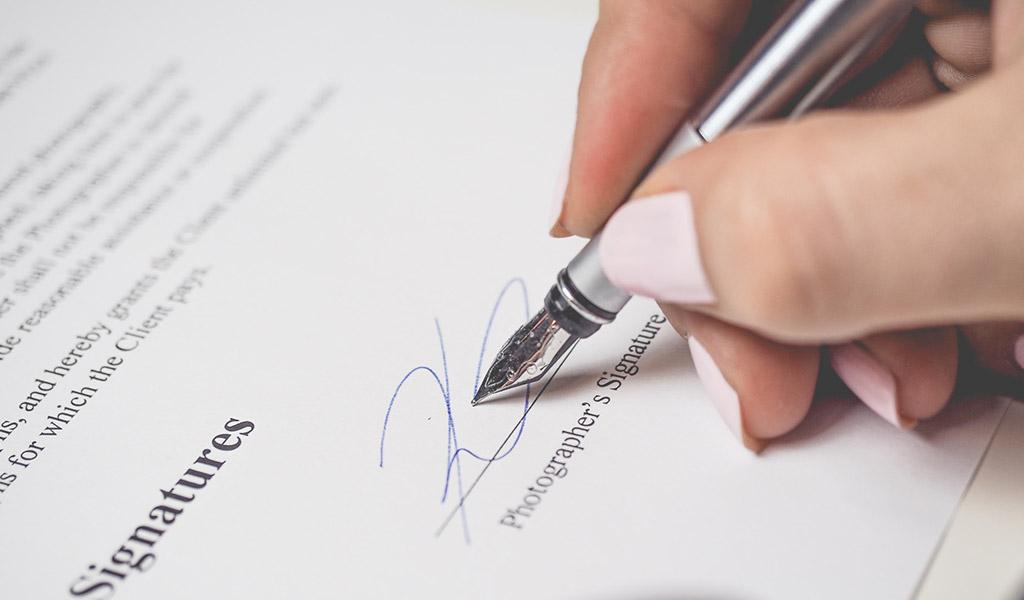 Notarialny podział majątku u notariusza. Rozdzielność majątkowa.